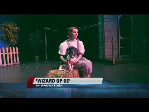 West Allis theatre group to perform 'Wizard of Oz'