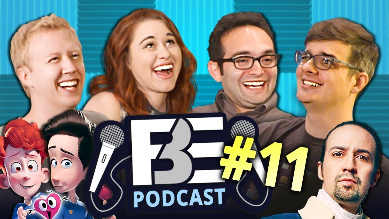 FBE PODCAST | Editing React! The Post-Production Podcast (Ep #11)