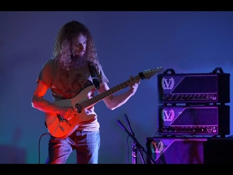 Guthrie Govan Victory Amplifiers Clinic & Interview video