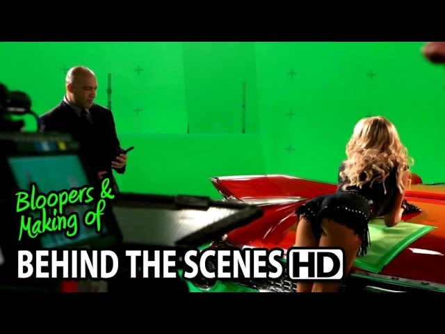 Sin City: A Dame to Kill For (2014) Making of & Behind the Scenes (Part2/2)