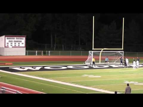 New Brunswick vs Woodbridge High School Boys Varsity Soccer 10-16-15 (Only 1st Half Available)