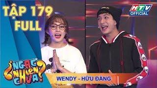NGẠC NHIÊN CHƯA | Hữu Đằng - Wendy FapTV | NNC #179 FULL | 20/3/2019