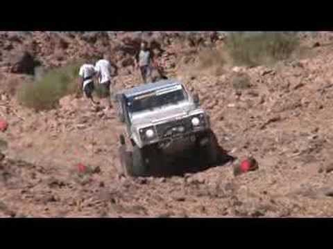 Outback Challenge Maroc 2006 Trailer