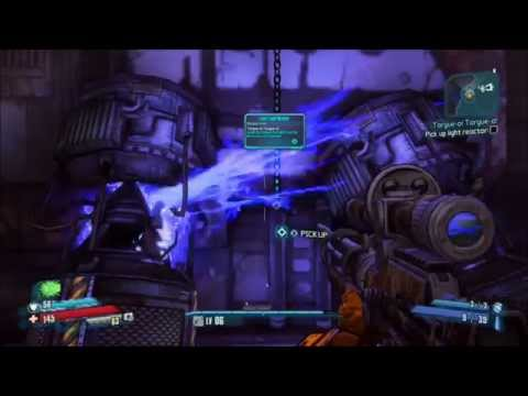 Borderlands the Presequel Get First Laser Weapon