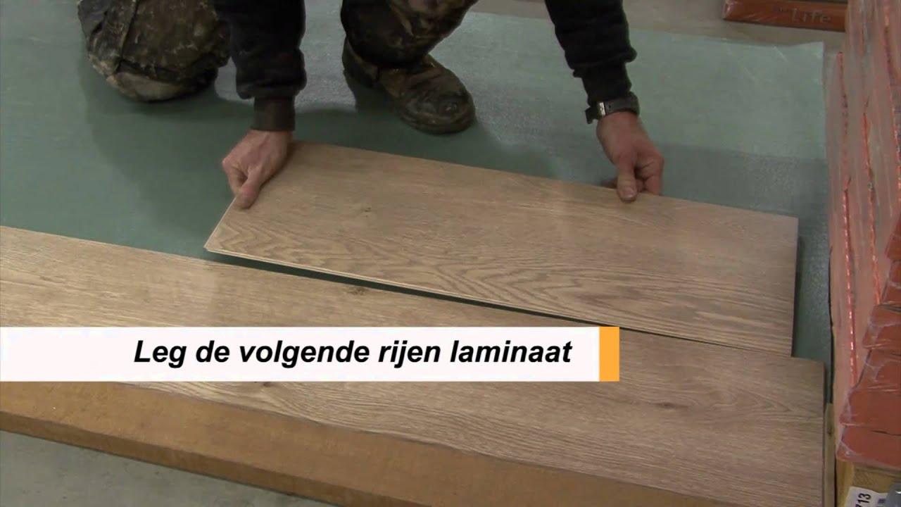 Hoe Laminaat Leggen : Laminaat leggen rotterdam. laminaat laten leggen with laminaat