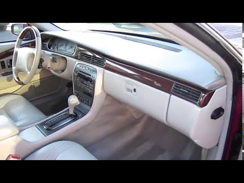 2002 Cadillac Eldorado ESC Start Up, Exhaust, and In Depth Tour