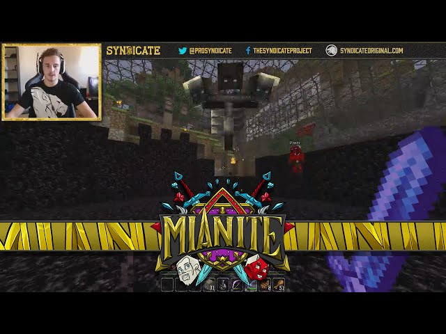 Minecraft: Mianite - DIANITES WRATH & FIGHTING THE WITHER! [63]