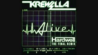 Krewella   Alive Hardwell Remix Official Audio HD)