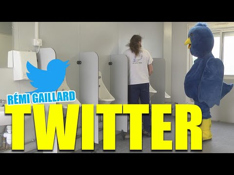 Thumbnail of video Follow me on Twitter (Rémi Gaillard Prank)