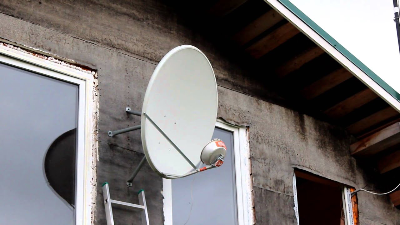 Спутников антенны своими руками 134