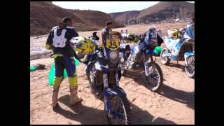 Orlen Team - Dakar 2015 – inizio speciale Bike