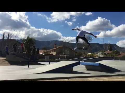 Ryan Alvero at Serenity Skatepark