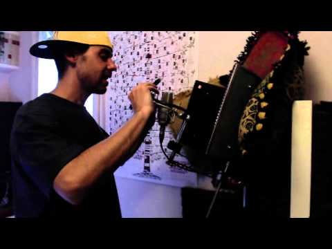 Grabación de voces de rap profesionales