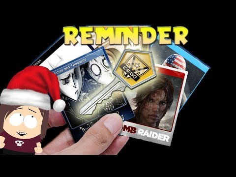 Reminder: Prepare to Level During Steam Winter Sale || Card Bots
