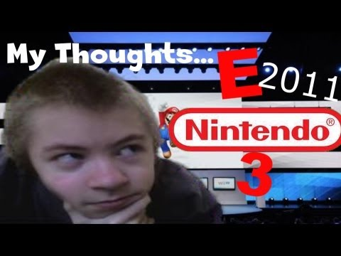 My Thoughts on This Year's E3