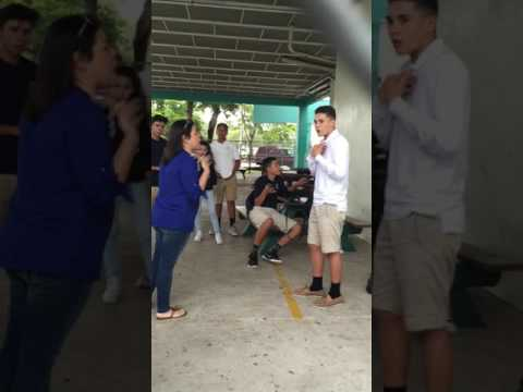 Mom fights a kid arvida middle school thumbnail