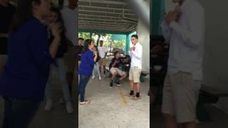 Mom fights a kid arvida middle school