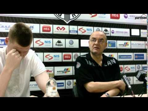 KZŠ pred utakmicu KK Partizan NIS - Radnički KG 06.06.2014.