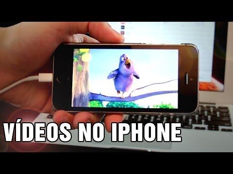 Como converter e transferir vídeos para o iPhone e iPad
