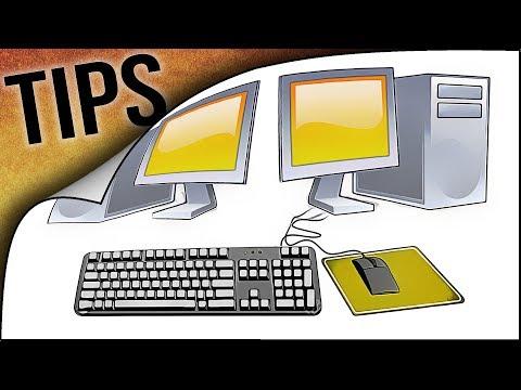 Cum folosim o singura tastatura si un mouse pt mai multe PC-uri?! SIMPLU!