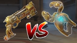 [Overwatch] The Golden Gun Showdown