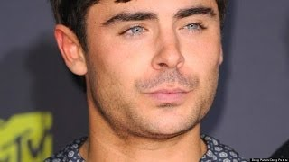 Zac Efron Broke Jaw, Mouth Wired Shut