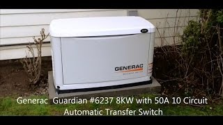 Generac Power Systems and Danny Lipford Residential Generators vs Commercial generator