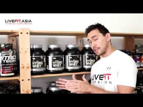 Optimum Nutrition Platinum HydroWhey   LiveFit.Asia Product Review by Paul Foster