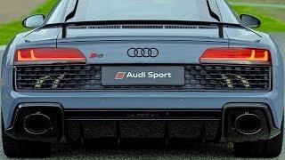 2020 AUDI R8 V10 performance quattro – Faster and More Agressive