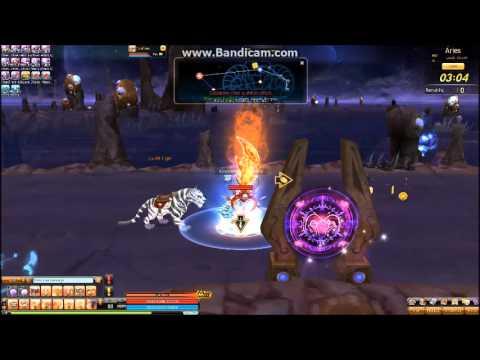 Lets Play: Dragon Saga Galaxia Dungeon Part 1: Aries.