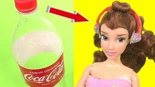 DIY Barbie Ideas 5 Clever Barbie Hacks and Crafts