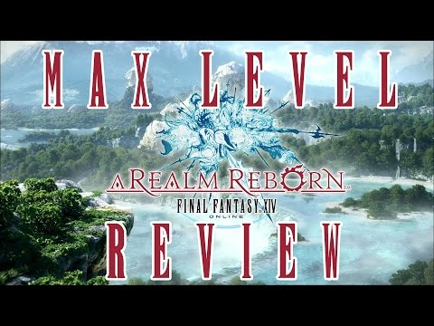 Max Level   Final Fantasy: A Realm Reborn Review