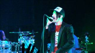 Red Hot Chili Peppers - Monarchy Of Roses [HD] live 16 10 2011 Ahoy Rotterdam The Netherlands