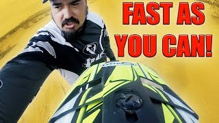 Hectic Dirtbike Crashes & Fails 2017
