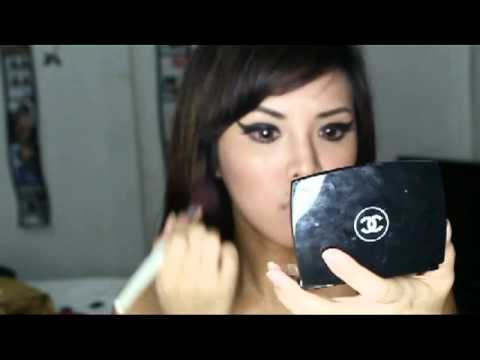 Halloween Makeup and Hair Tutorial, Amy Winehouse