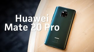 Huawei Mate 20 Pro: The best phone you shouldn't buy