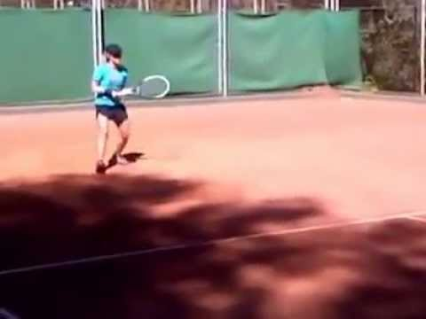 Shakira likes tennis: Shak is Shakirova !