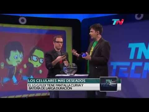 TN Tecno 229-2 Samsung Galaxy S5 y LG G Flex
