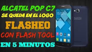 download lagu Alcatel Pop C7 Se Queda En El Logo / gratis