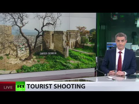 1 killed, 10 injured in attack on tourists at ancient fortress in Russia's Dagestan