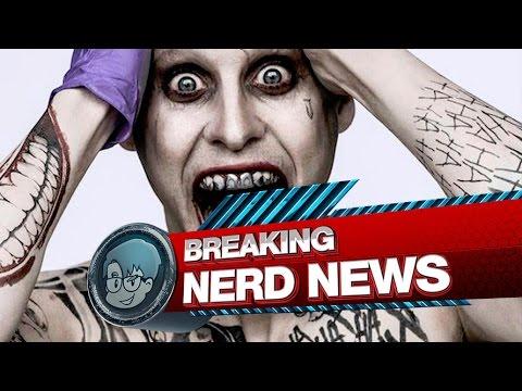 EITA! Esse é o novo Coringa? | Breaking Nerd News