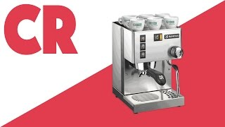 Rancilio Silvia | Crew Review