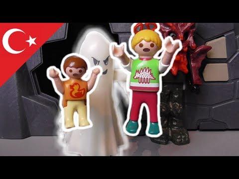 Playmobil Türkçe Korku Tüneli - Hauser Ailesi - Çocuk filmi