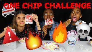 One Chip Challenge GHOST PEPPER (GONE WORNG)
