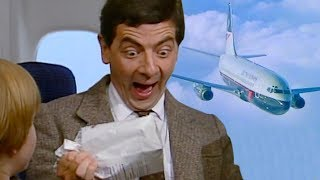 Let's Fly Mr Bean! (FAIL) | Funny Clips | Mr Bean Comedy