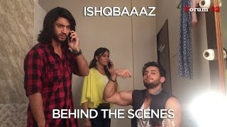 Ishqbaaaz (Ishqbaaz) Kunal Jaisingh and Surbhi Chandna imitate Tej  and Svetlana