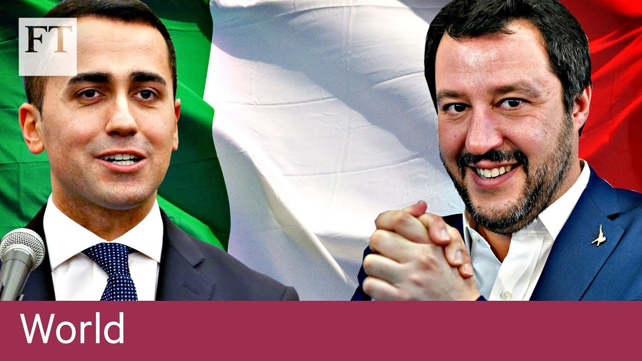 Who are Italy's populist election leaders?