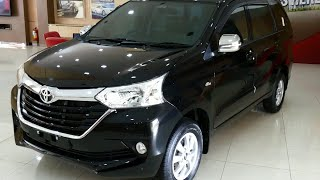 Toyota Grand New Avanza Facelift 2015 Review Exterior and Interior