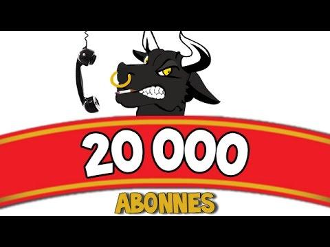 ON FÊTE ENSEMBLE LES 20 000 ABONNÉS !