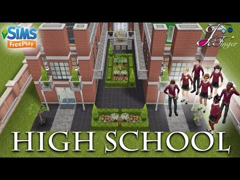 The Sims FreePlay 📚| HIGH SCHOOL |🎓 By Joy.